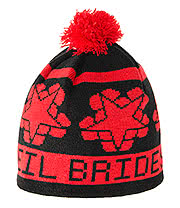 Black Veil Brides Bobble Hat (Red)