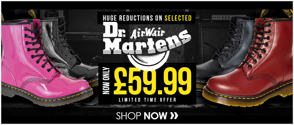 Dr Martens Offer