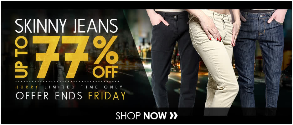 Skinny jeans Up To 77% OFF