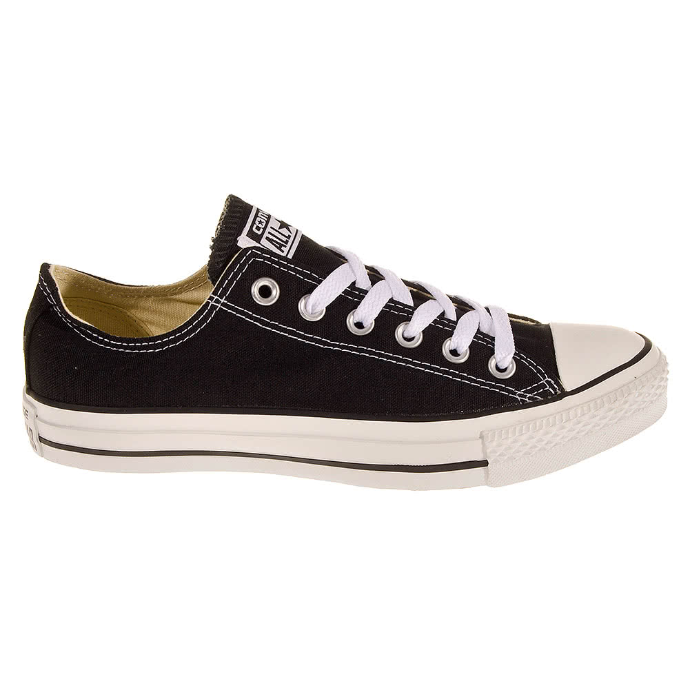 Converse All Star Ox Shoes (Black)