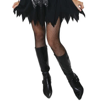 Halloween Wicked Spell Caster Fancy Dress Costume (Black)