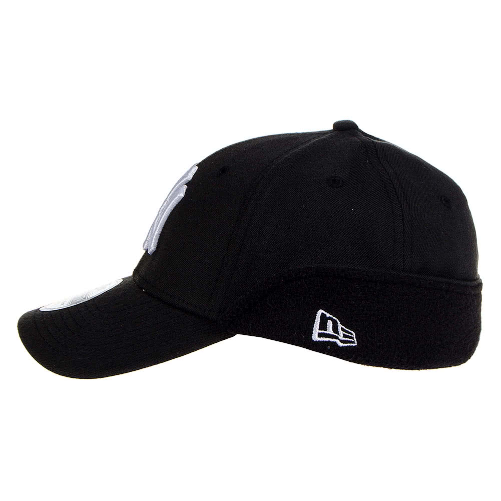 New Era NY Yankees Downflap Hat (Black)