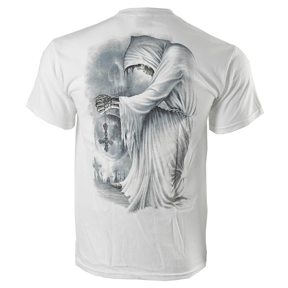Spiral Direct Death Prayer T Shirt (White)