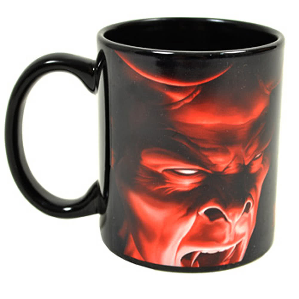 Nemesis Now Tom Wood Shadow Demon Mug