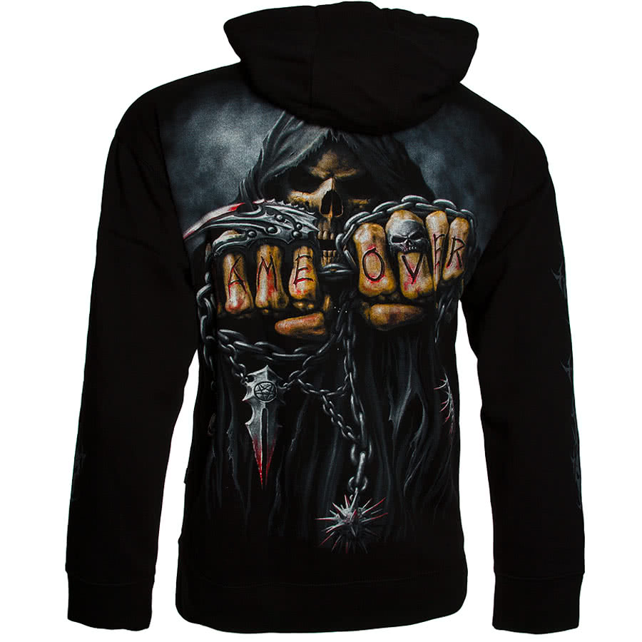 Spiral Direct Game Over Hoodie (Black)