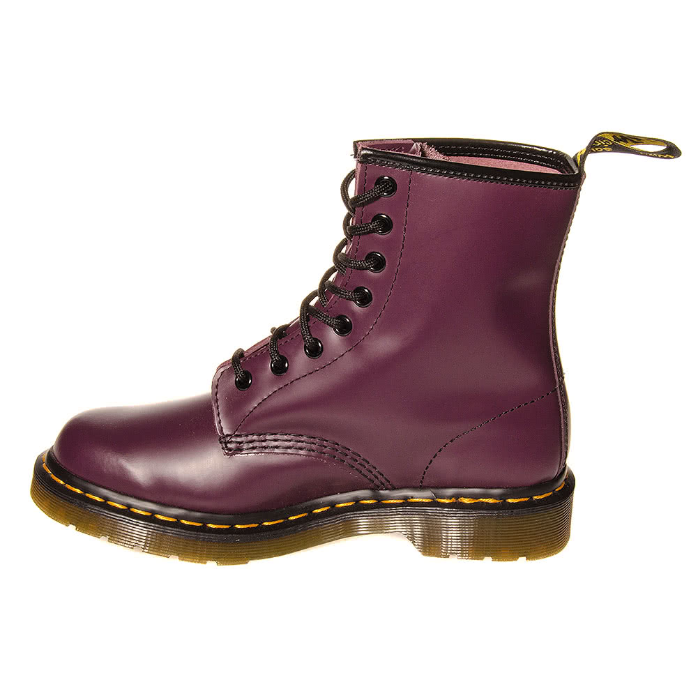 Dr Martens 1460 Boots (Smooth Purple)