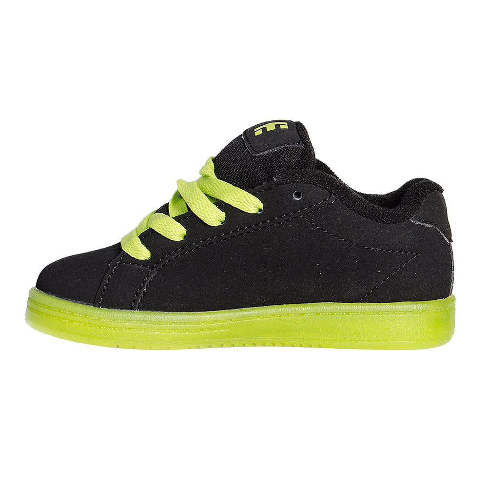 Etnies Kids Fader Trainers (Black)