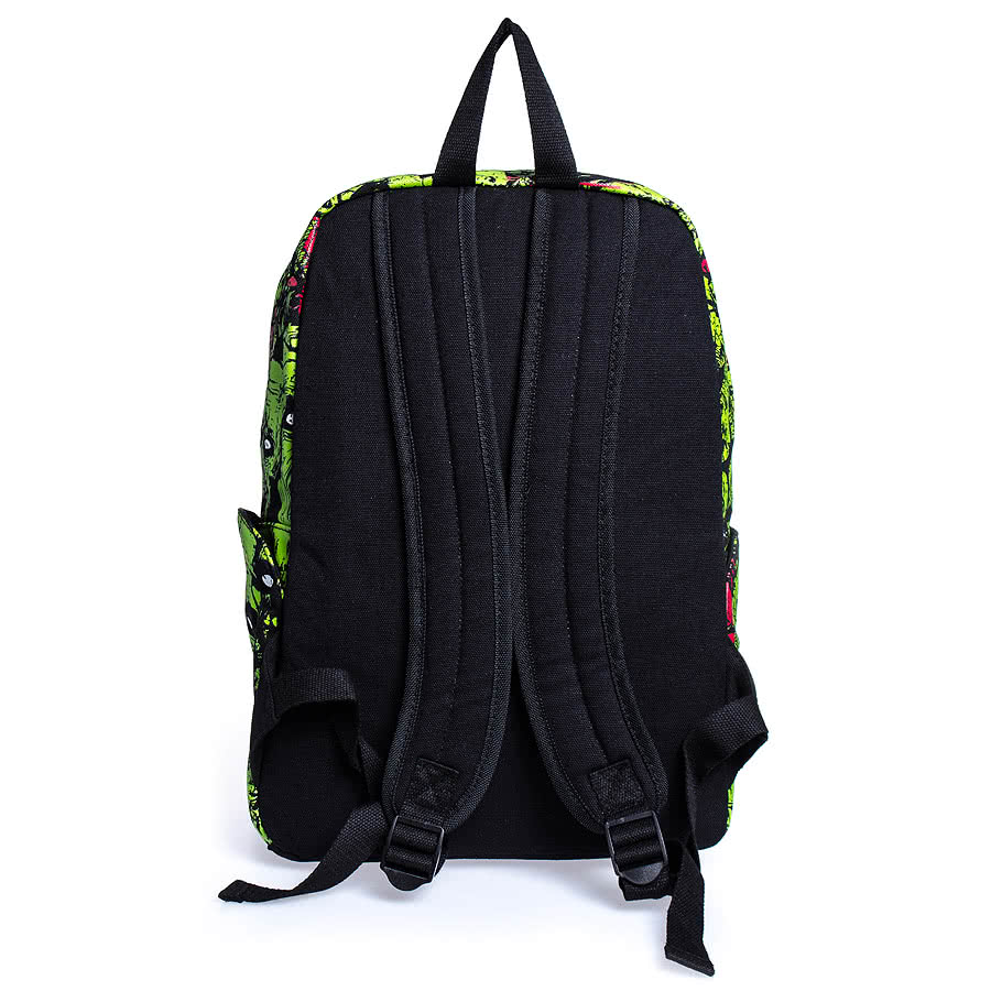 Banned Frankie Backpack (Green)