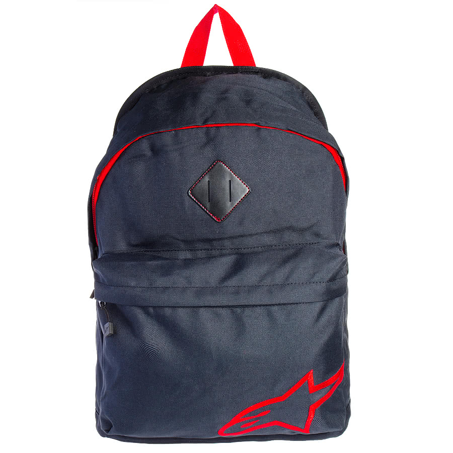 Alpinestars Starter Backpack (Grey/Red)