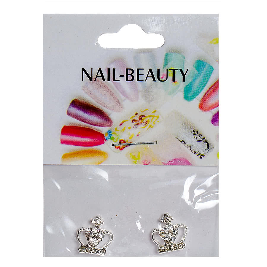 Blue Banana Nail Art 2PK Crown
