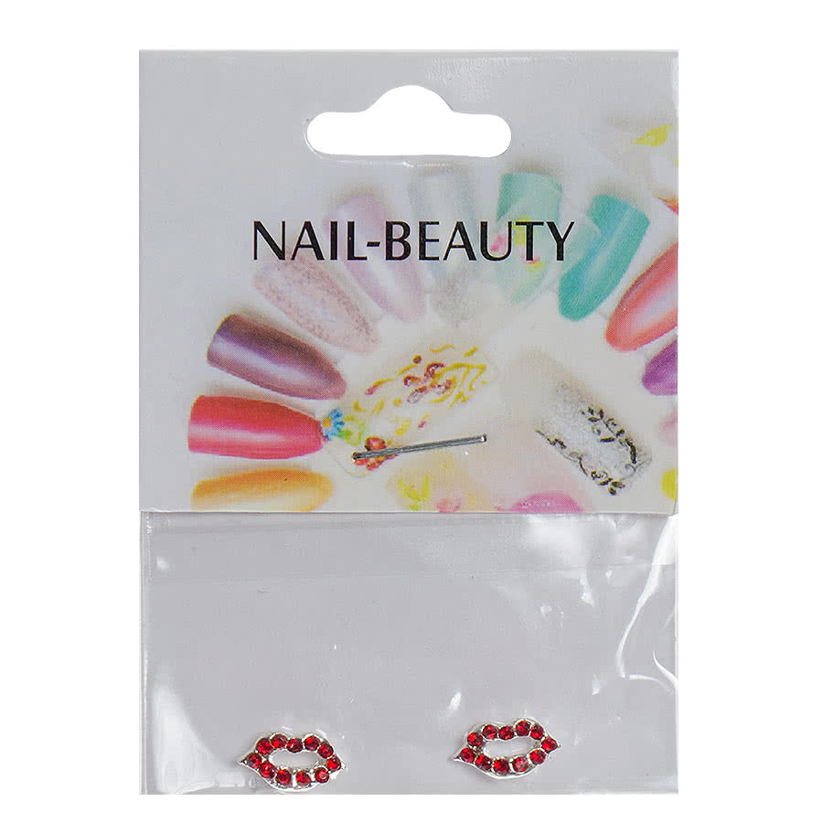 Blue Banana Nail Art 2PK Lips