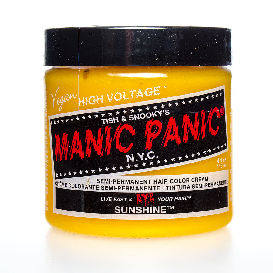 Manic Panic Classic Semi-Permanent Hair Dye 118ml (Sunshine)