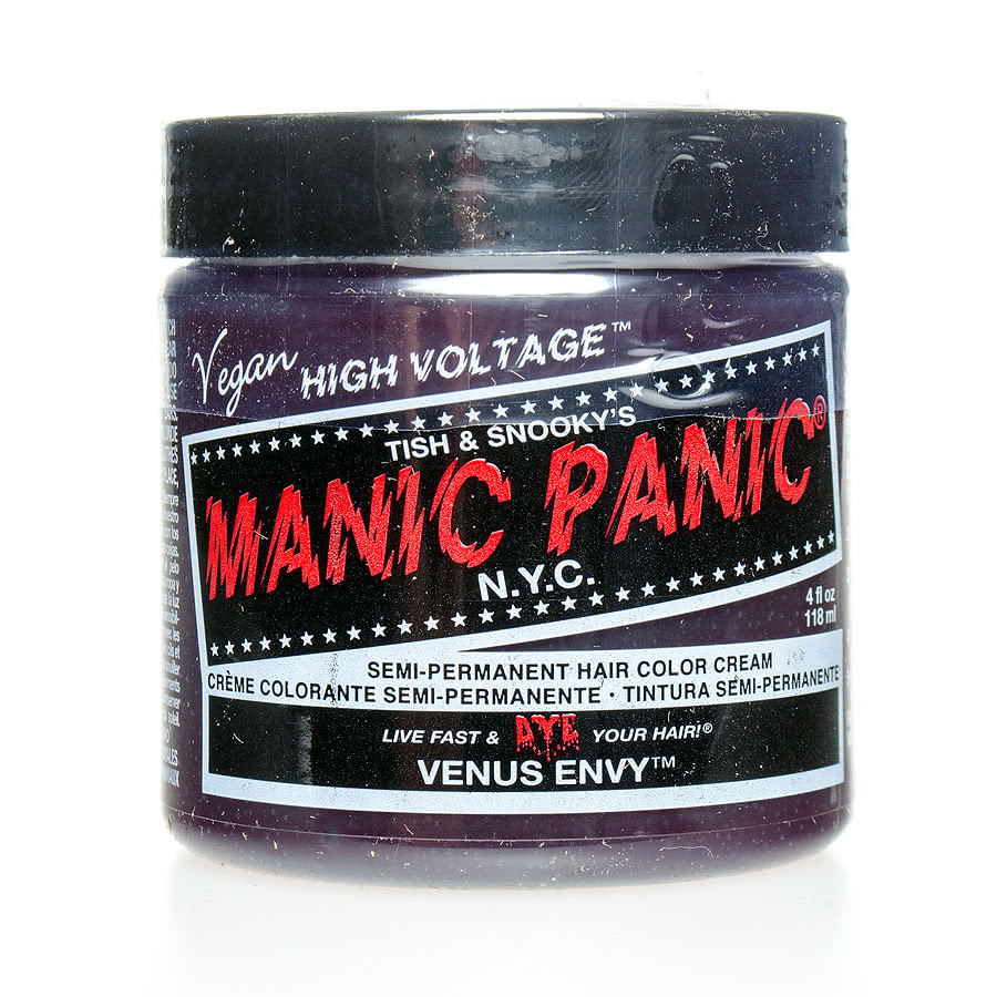 Manic Panic Classic Semi-Permanent Hair Dye 118ml (Venus Envy)