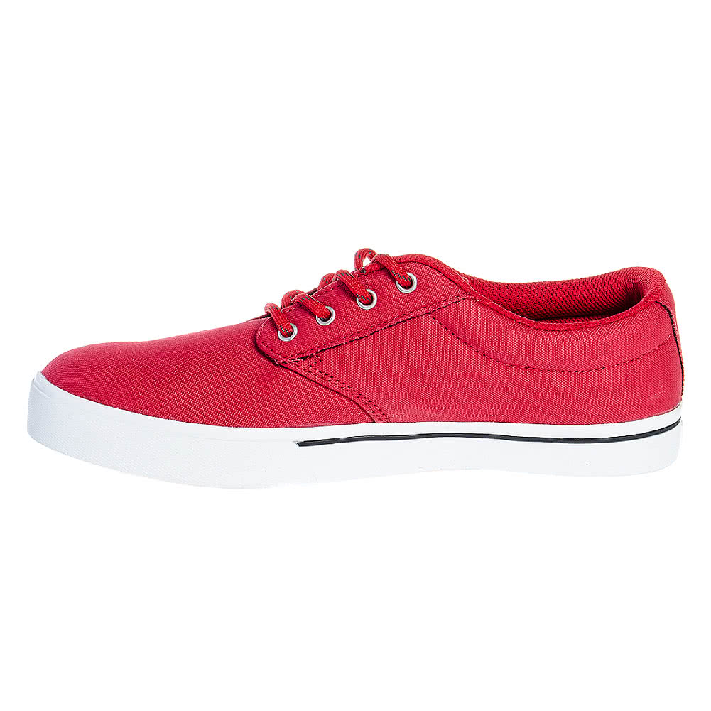 Etnies Jameson 2 Eco Shoes (Red/Grey)