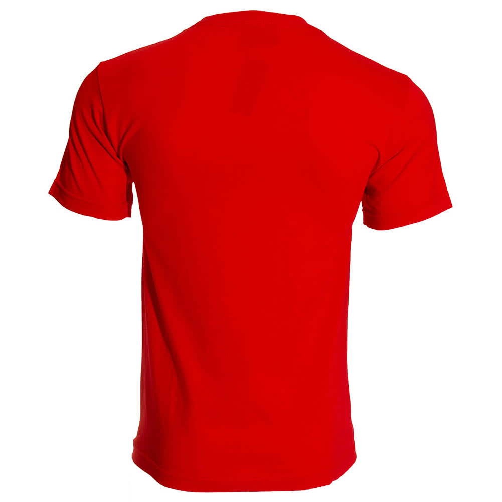 Famous Stars & Straps Gas Dude T Shirt (Red)