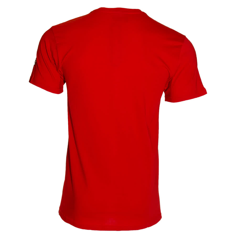 Cosmic Santa Costume T Shirt (Red)