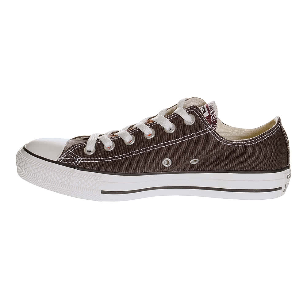 Converse All Star Ox Double Tongue Shoes (Beluga Brown)