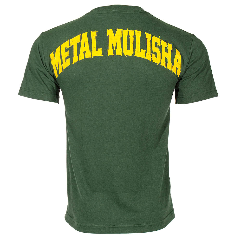 Metal Mulisha Shine T Shirt (Green)