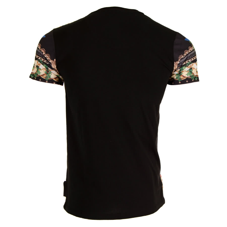 Criminal Damage Tomb T Shirt (Black)