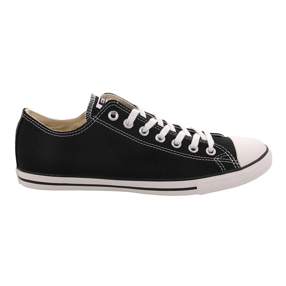 Converse All Star Lean Shoes (Black)