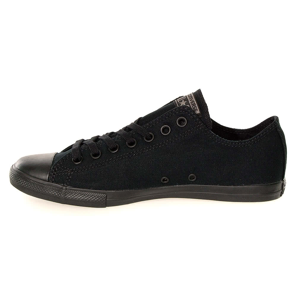 Converse All Star Lean Shoes (Mono Black)