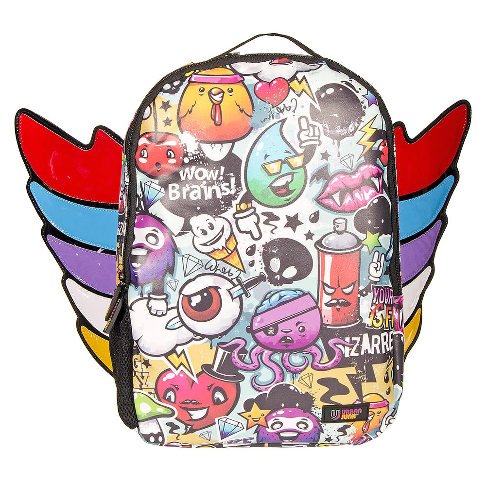Urban Junk Flyhigh Junky Backpack (Coloured)