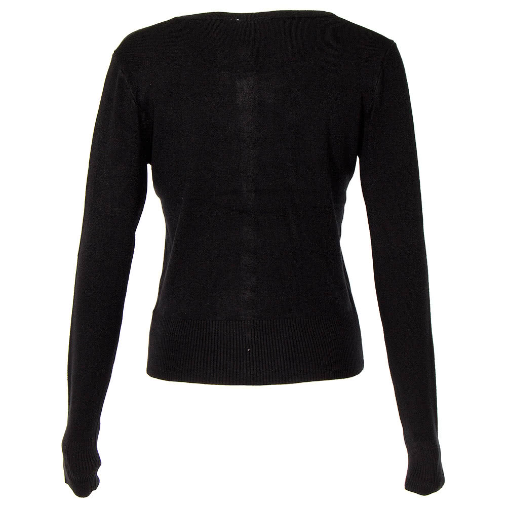 Banned Cocktail Cardigan (Black)