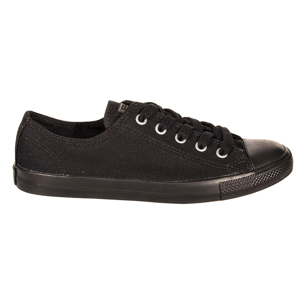 Converse All Stars Dainty Mono Shoe (Black)