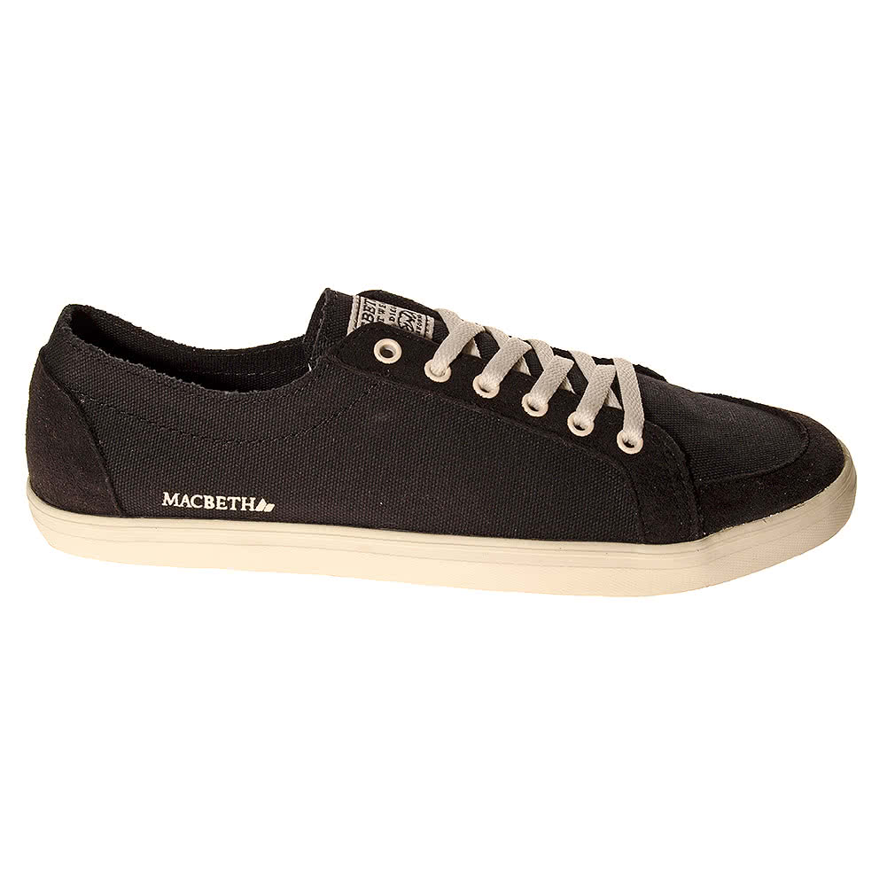 Macbeth Adams Shoes (Black/Cement)