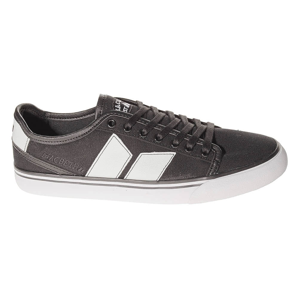 Macbeth James Shoes (Black/White)