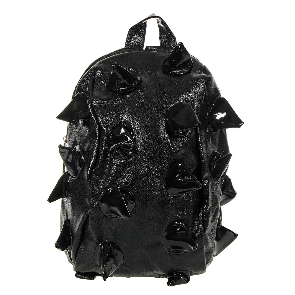 Blue Banana Spikes Backpack (Black)