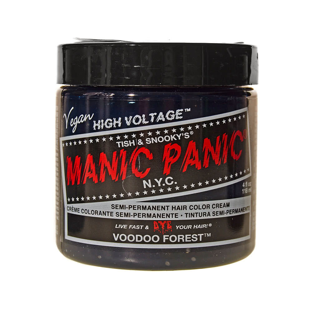 Manic Panic Classic Semi- Permanent Hair Dye 118ml (Voodoo Forest)