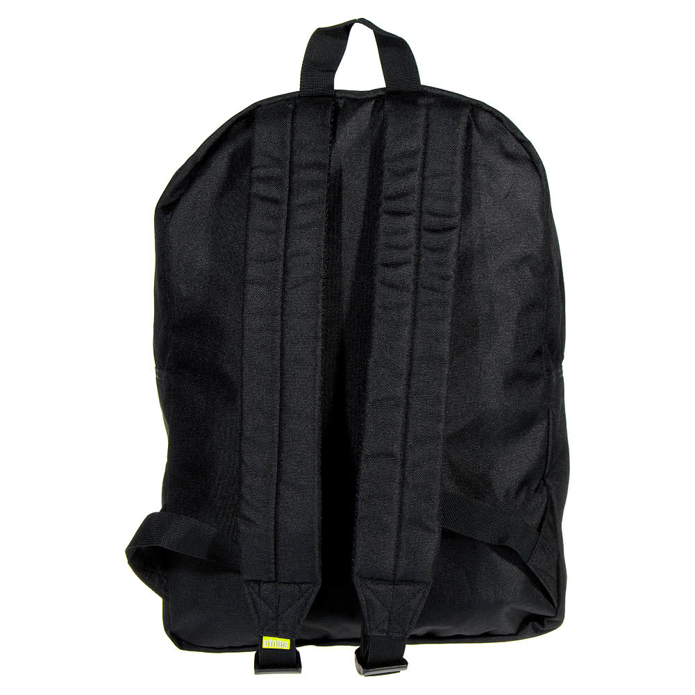 Etnies Entry Backpack (Black/Green)