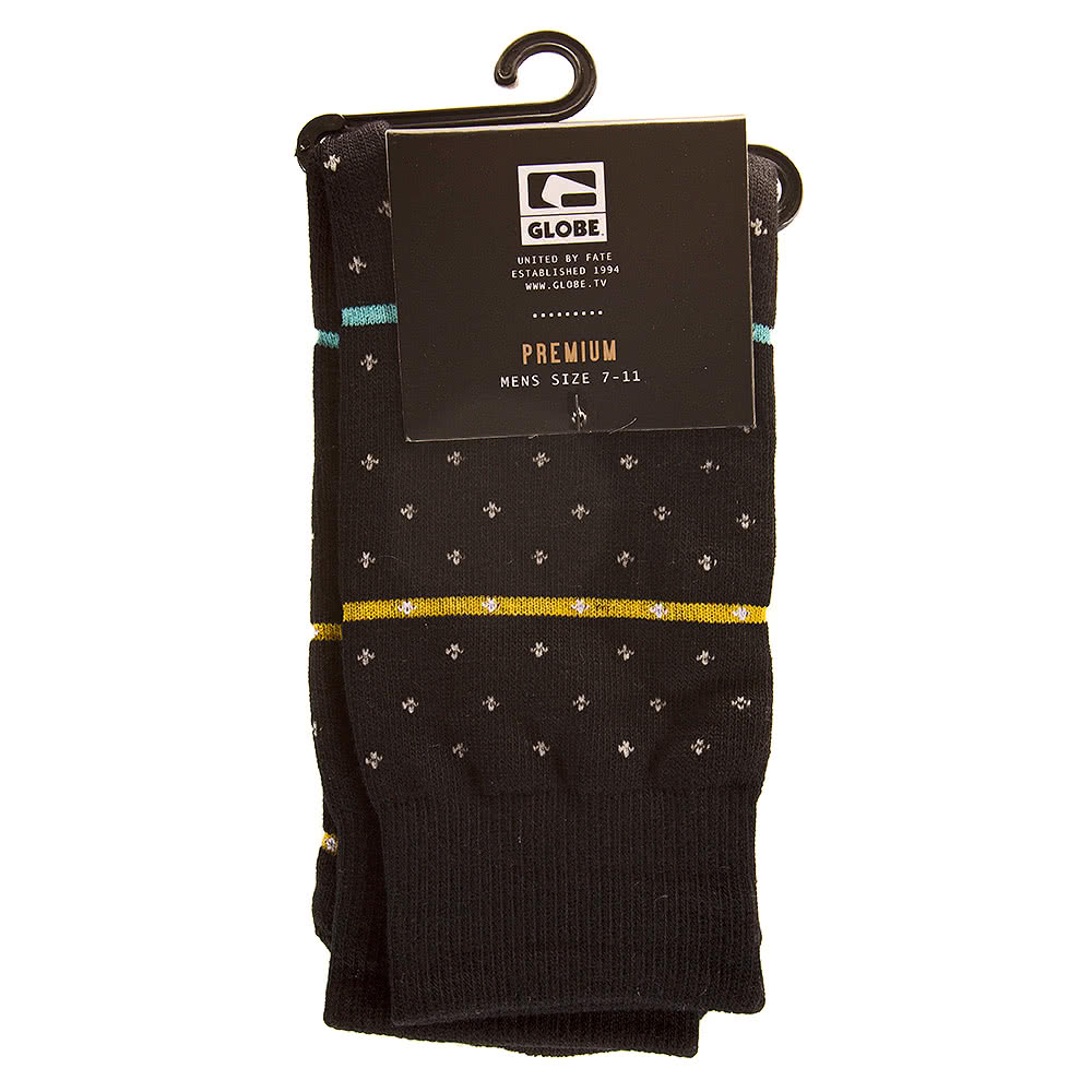 Globe Plus Dot Socks (UK7 - UK11)