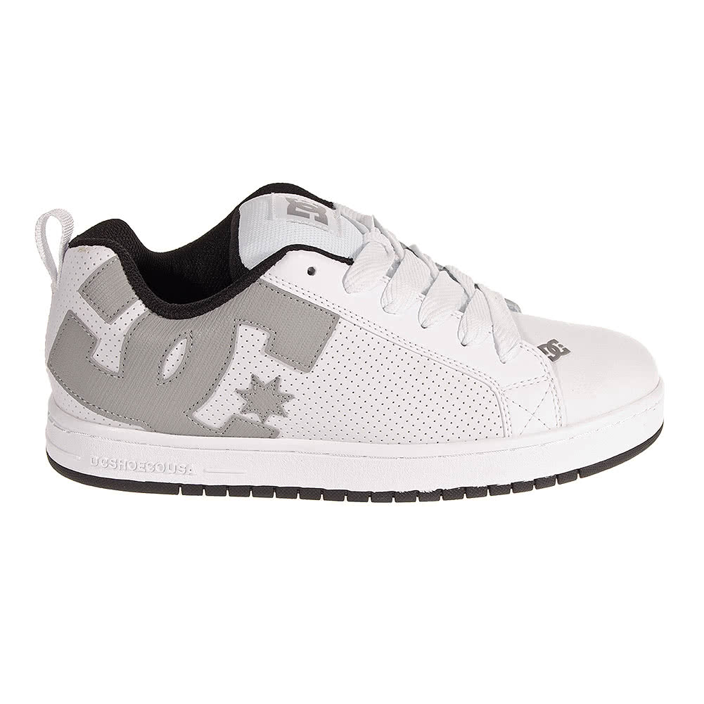 dc shoes court graffik se trainers white dc skate shoes uk
