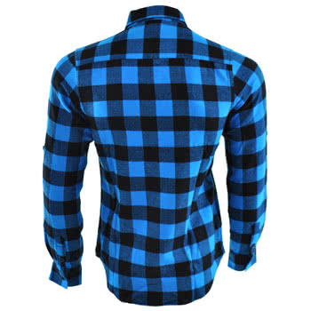 Criminal Damage Jack Shirt (Blue)