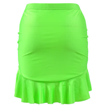 Insanity Frilly Skirt (Green)