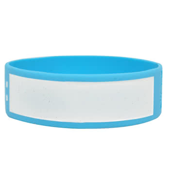 Rokk Bands Return To Wristband (Blue)