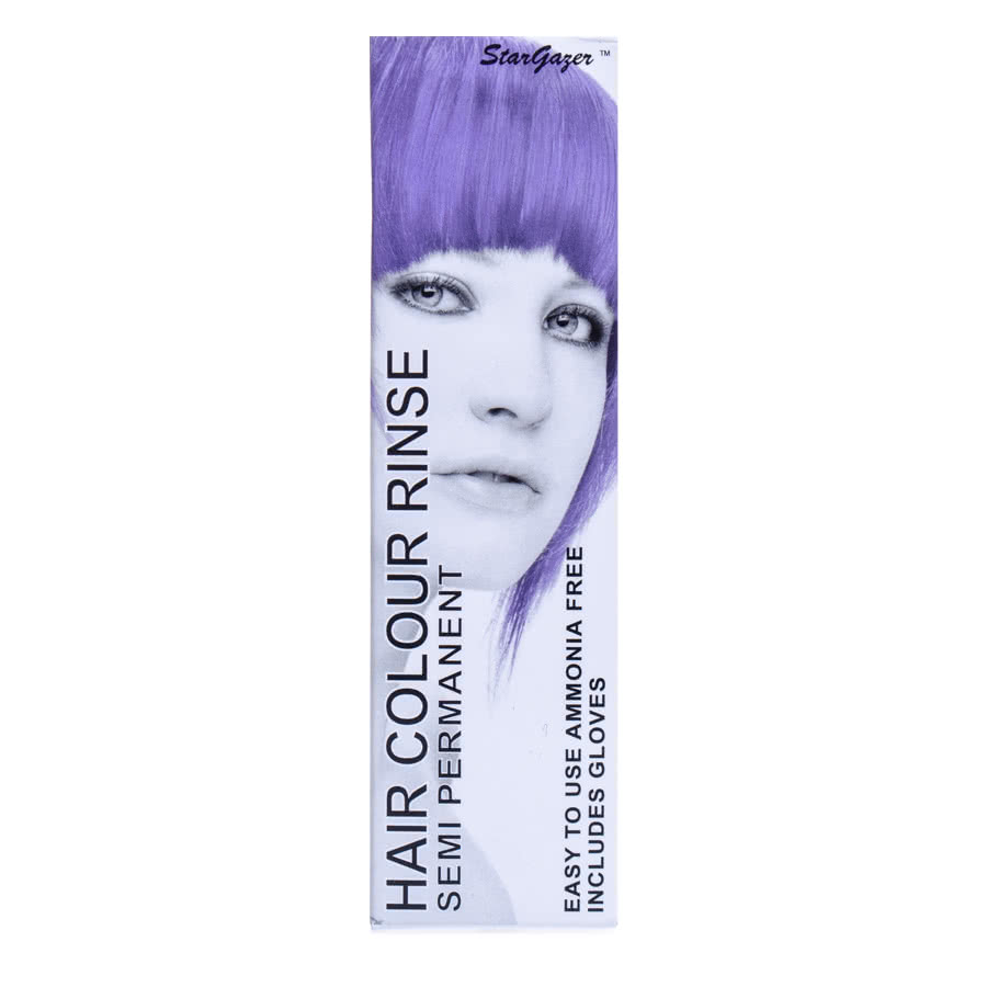 Stargazer Semi-Permanent Hair Dye 70ml (Purple)