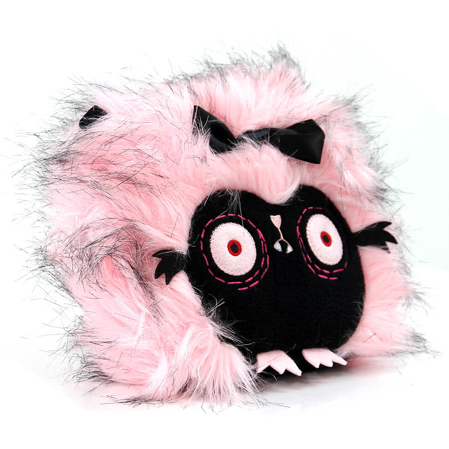 Vamplets Zombie Guinea Pig (Pink)