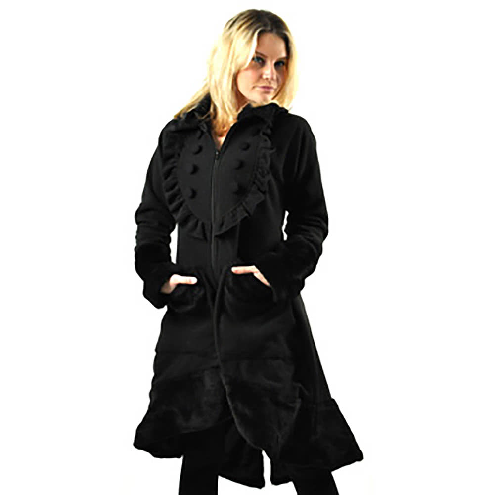 Poizen Industries Nicole Coat (Black)
