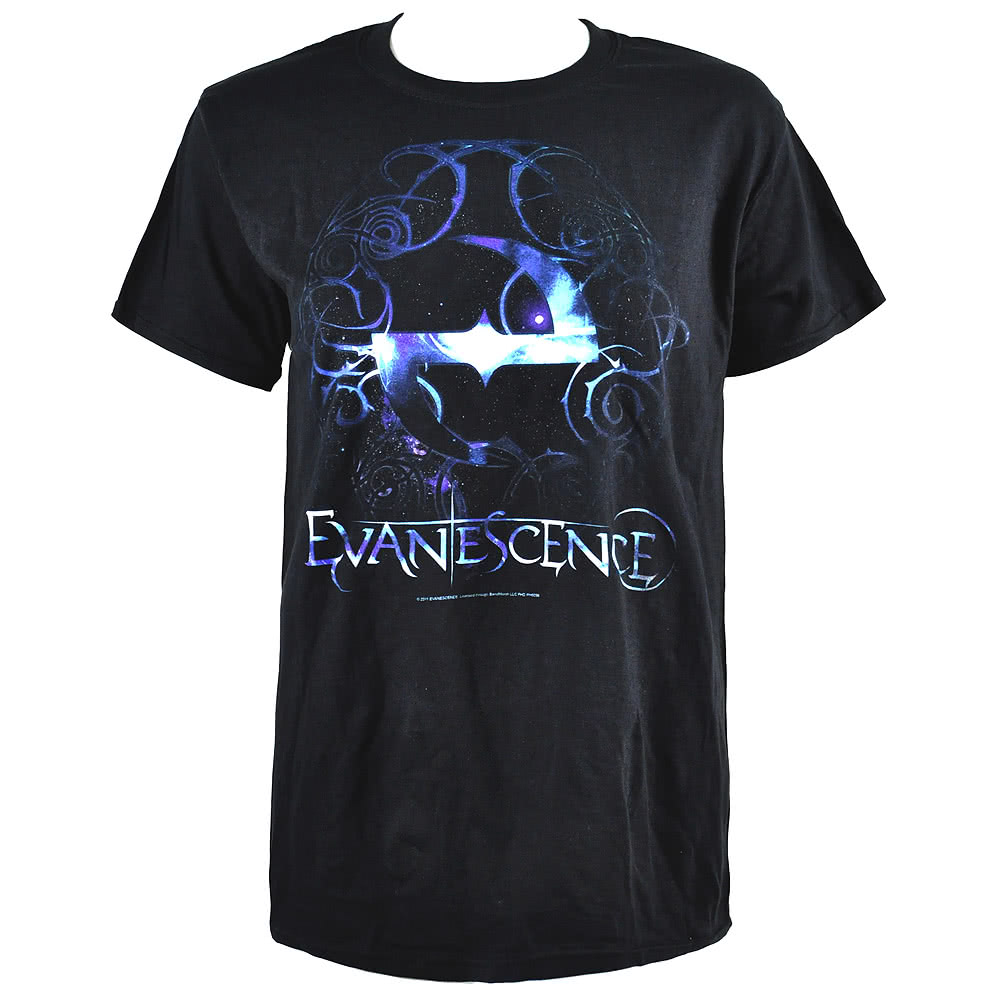 Evanescence Forever T Shirt (Black)