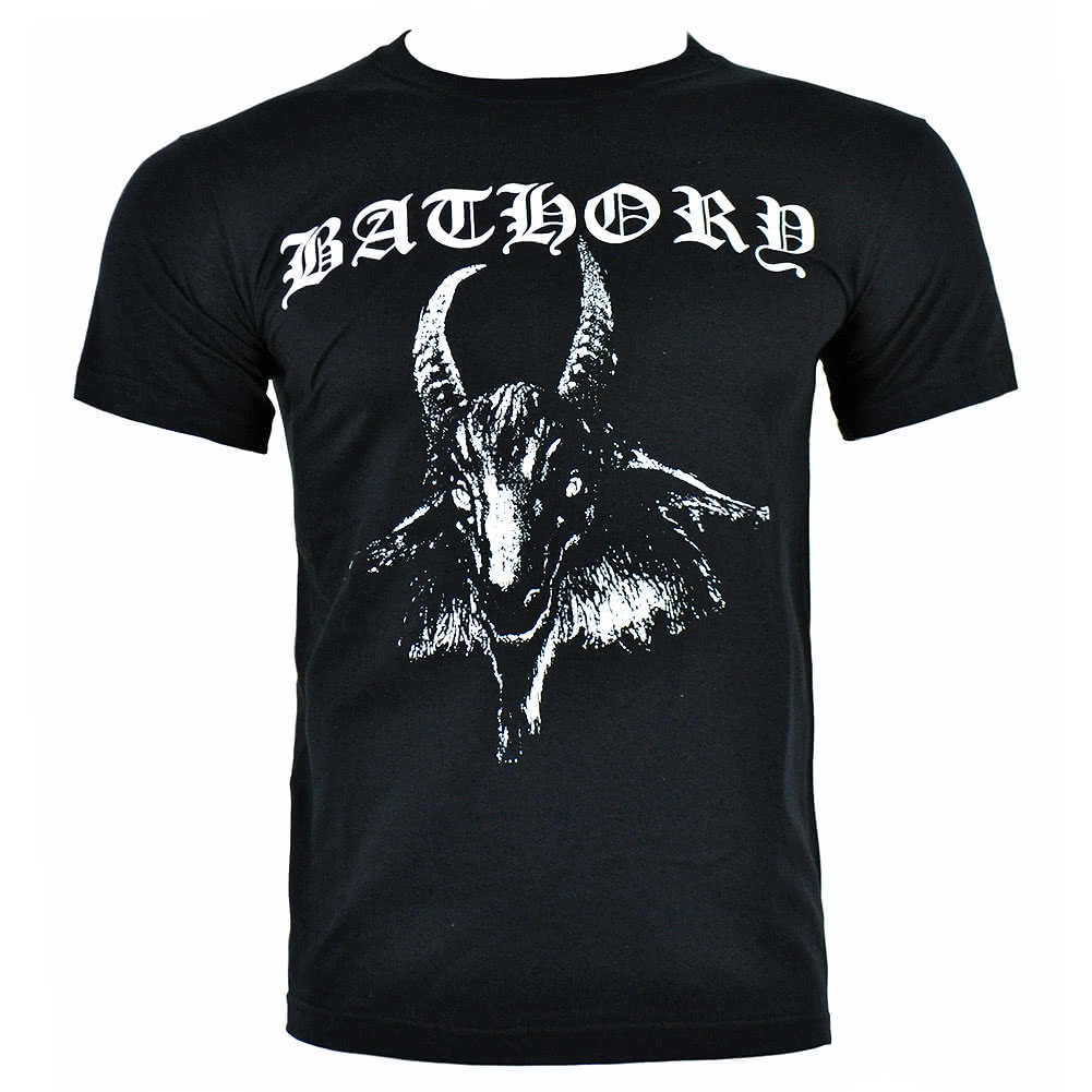 Bathory Goat T Shirt (Black)