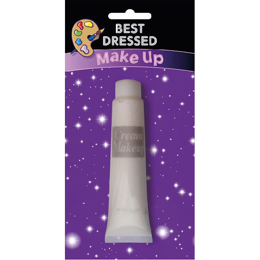 Halloween Cream Makeup (White)