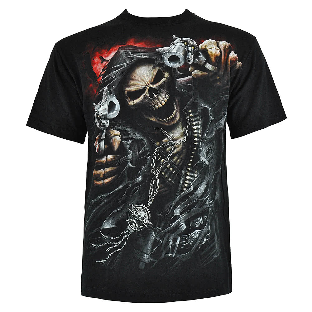 Spiral Direct Assassin T Shirt (Black)