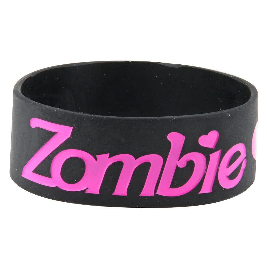 Cosmic Zombie Dolls Wristband (Black)
