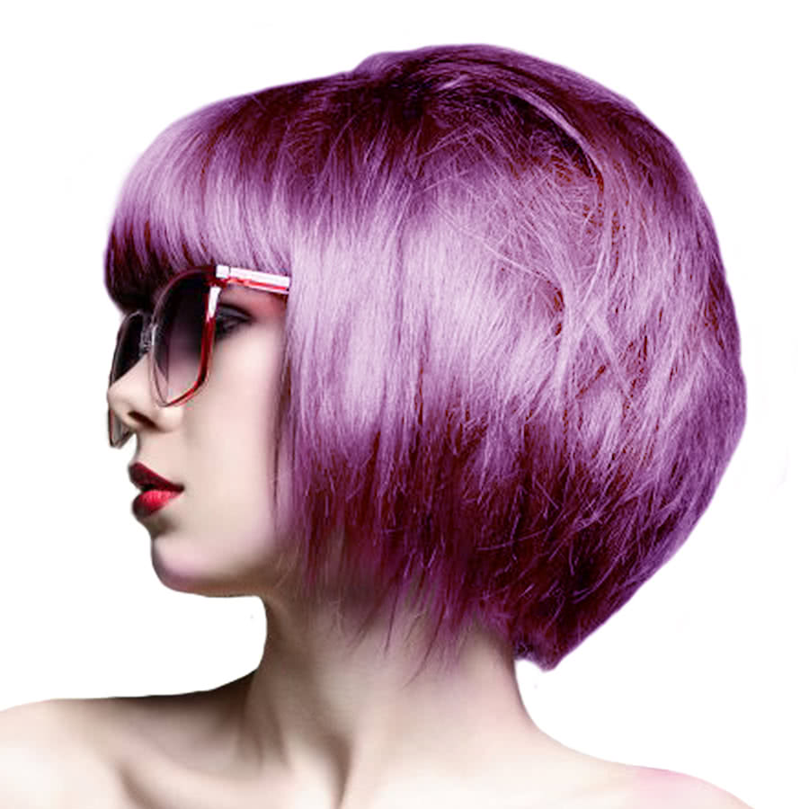 Crazy Color Semi-Permanent Hair Dye 100ml (Lavender)