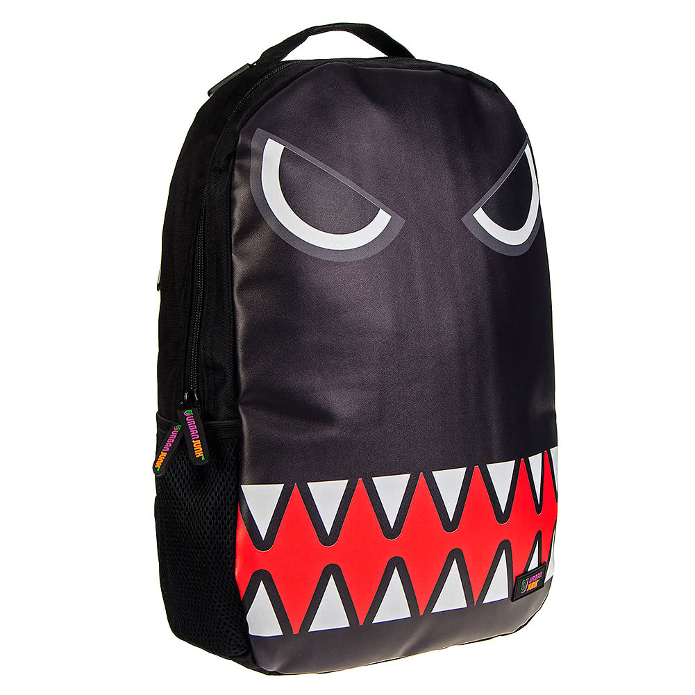 Urban Junk I Bite Too Backpack (Black)