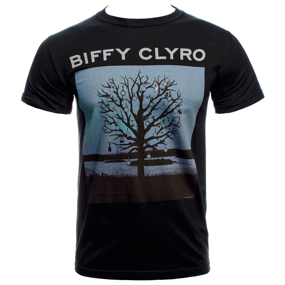 Biffy Clyro Chandelier T Shirt (Black)