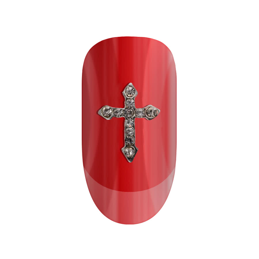 Blue Banana Nail Art 2PK Cross